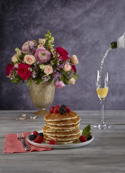 Mother's Day Pancakes