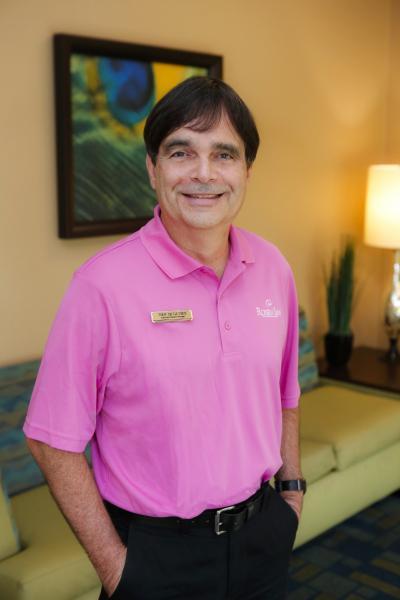 Tony De La Cruz, Asst. General Manager