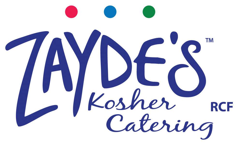 Zayde's Kosher Catering Logo - Color