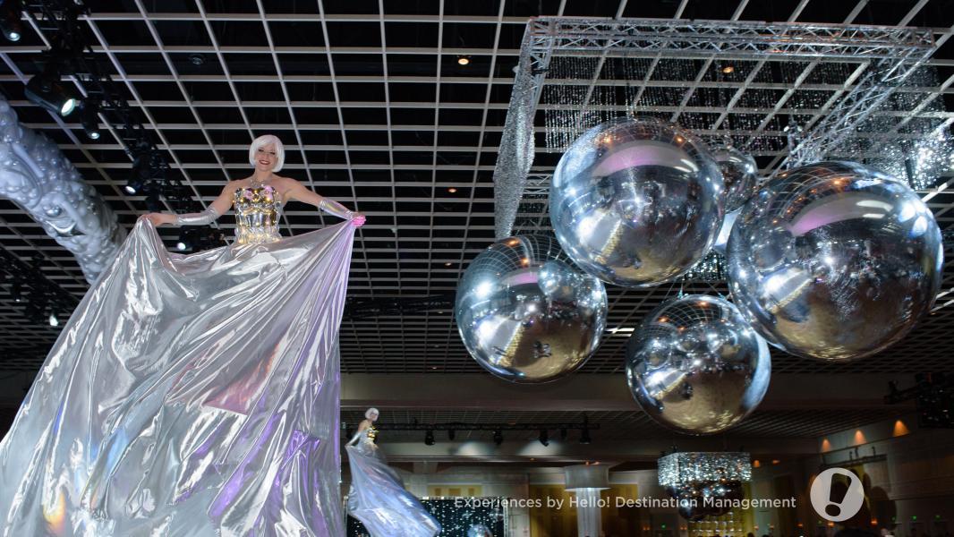 Ballroom Set Up - Experiences By Hello! Destination Management