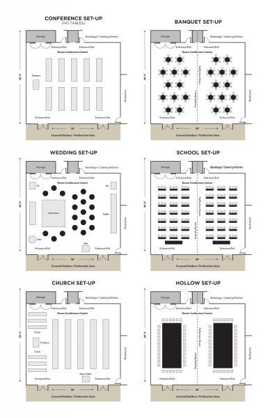 Rosen Bella Vista Floorplan Sheet 1