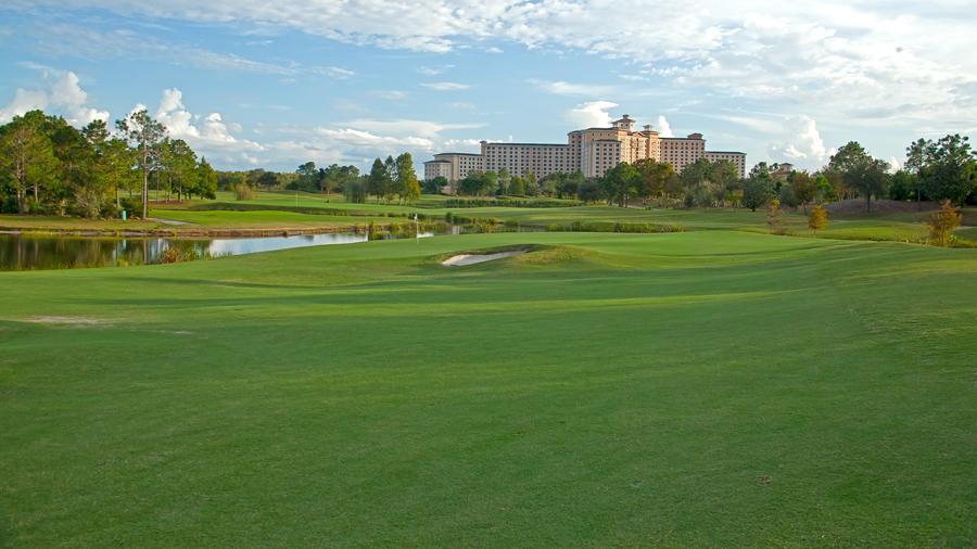 Shingle Creek Golf Club - Hole 14